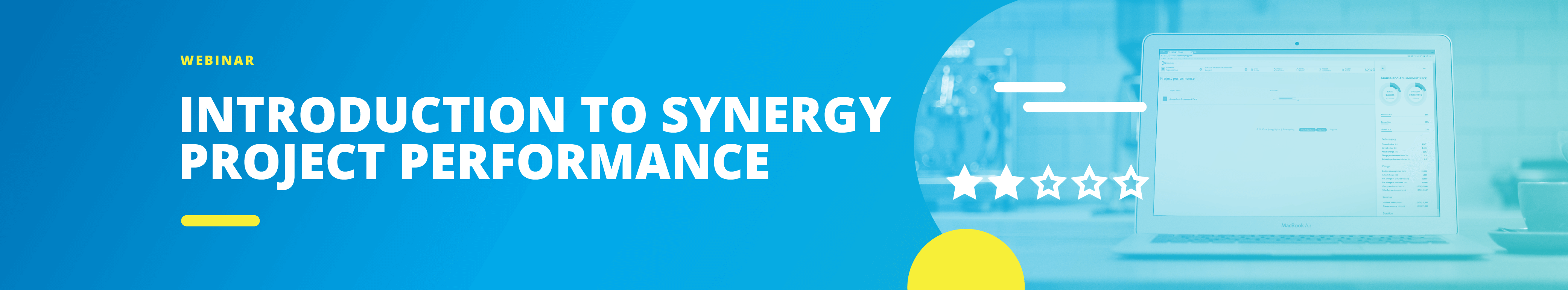 Introduction to Synergy project performance